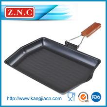 Durable stainless steel microwave baking pan