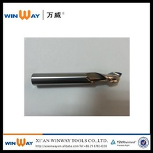 Carbide Taper End Mill Cutting Tool