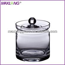 Hot Sale Handmade glass herb storage jars.