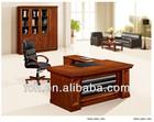 Luxury wooden office desk, Antique desk, Traditional executive desk(FOHS-A18112)