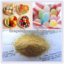 food halal gelatin/edible gelatin powder/nutrition food gelatin