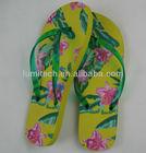 Latest fancy cheap promotional comfortable new fashion woman flip flop