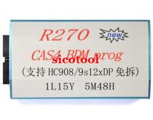 2014 Excellent r270 cas4 bdm programmer cas4 bdm prog r270 programmer, dash programmer free shipping