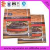hot sale 3 side seal beef burger bag