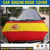 2014 Hot Sale Lycra Custom Auto Bonnet Cover