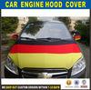 2014 Hot Sale Lycra Custom Car Front Engine Hood Cover