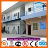 Luxury modern low cost prefab steel house
