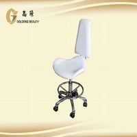 beauty rolling vintage stool/stool/ceramic stool