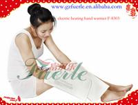 Electric heating mittens/far-infrared warming mittens/hands skin care machine