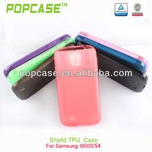 TPU phone case for samsung galaxy s4 i9502