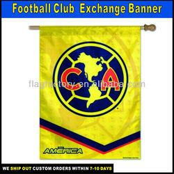 Football Club Soccer Pennant Flag