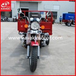Guangzhou Seller Three Wheels Motorized Cargo Trailer KAVAKI Brand