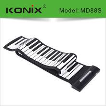Roll-up piano 88-key midi keyboard usb piano children toy piano