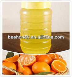 Natural Organic 100% pure Orange Flower Bee Honey