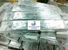 hot chicken garlic bread food pack printed aluminum foil lined laminated paper bag,printed aluminium foil paper bag