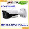 Dahua 3Megapixel HD 1080p Network Camera Support Onvif G.711, H.264 IPC-HFW4300E Eco-savvy model ip camera