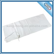 Massage table heating pad
