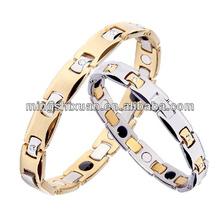 Health care balance cure magnetic fashion couple bracelets