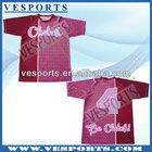 polyester plain tee custom printed tshirts