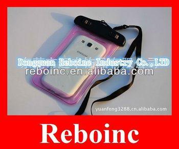 pvc mobile phone waterproof bag Reboinc-W055
