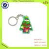 best quality christmas tree minion keychain