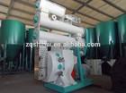 Pelletizer machine for animal feeds