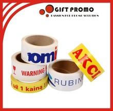 Adhesive Branded Custom Printing Packing Tape