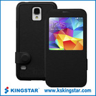 book flip for pu leather samsung s4 case