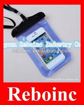 Waterproof PVC tpu bag for mobile phones D-W008(2)