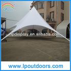 Dia.16m* aluminum single peak star tent,star shade,star shelter
