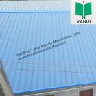 elegant and waterproof pvc roof tile