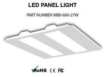 Super design for office 600*600 36W high power energy saving led panel light