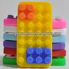 2014 Building block brick legos silicone case for iphone