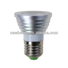 DMX RGB MR16 LED Spotlight, RGB Bulb CE&RoHS
