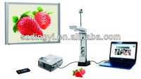 Mini visualizer P06,document and 3D object presenter, educational teaching aids