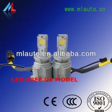 MILAN high power2014 CREE chip D1 D2 D3 D4 H4HILO H7 H8 H9 H11 HB3 HB4 LED HEADLIGHT