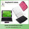 2014 ultra slim Wireless Bluetooth Keyboard Case 360 Degree Rotatable Stand For Ipad Mini