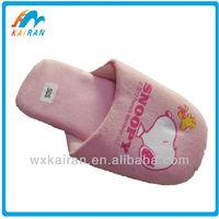 snoopy indoor slipper