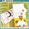 2014 customized cartoon pvc pencil pocket