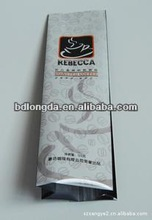 hot sale foil coffee bags in packaging