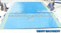 8T Small portable folding car ramp
