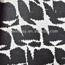 linen/cotton blend print fabric for apparel