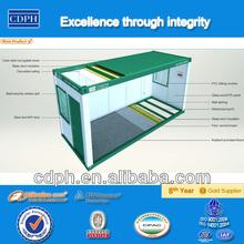 House container, galvanized prefab modular house