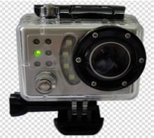 1080P Mini Outdoor Sports DVR, Mount On Helmet/Bike, 5 Mega Pixels, Mount On Bike/Helmet/FPV, SCSD-FH23