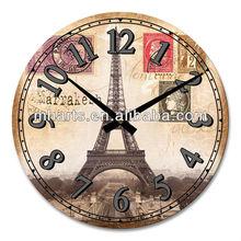 logo clock projector wall clock