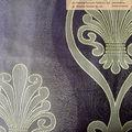 cortina del telar jacquar con cenefas en versailtex
