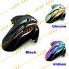 FDB Brand New GSXR1000 K9 2009 10 11 12 Aftermarket ABS Injection Rear Fender Black Chrome Iridium