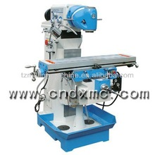 DXMC Advanced Dro High Quality Swivel Head Vertical Milling Machine Tool XQ6226A 3 Axes In Low Price
