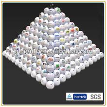 New style free samples golf balls