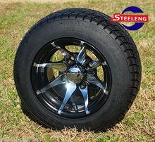 "12"" golf cart wheels and rims"